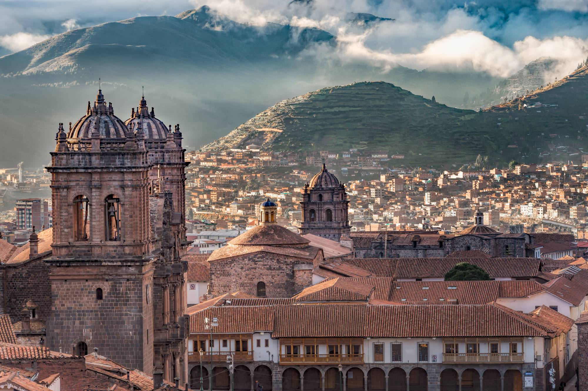 FIVE THINGS TO DO IN CUSCO